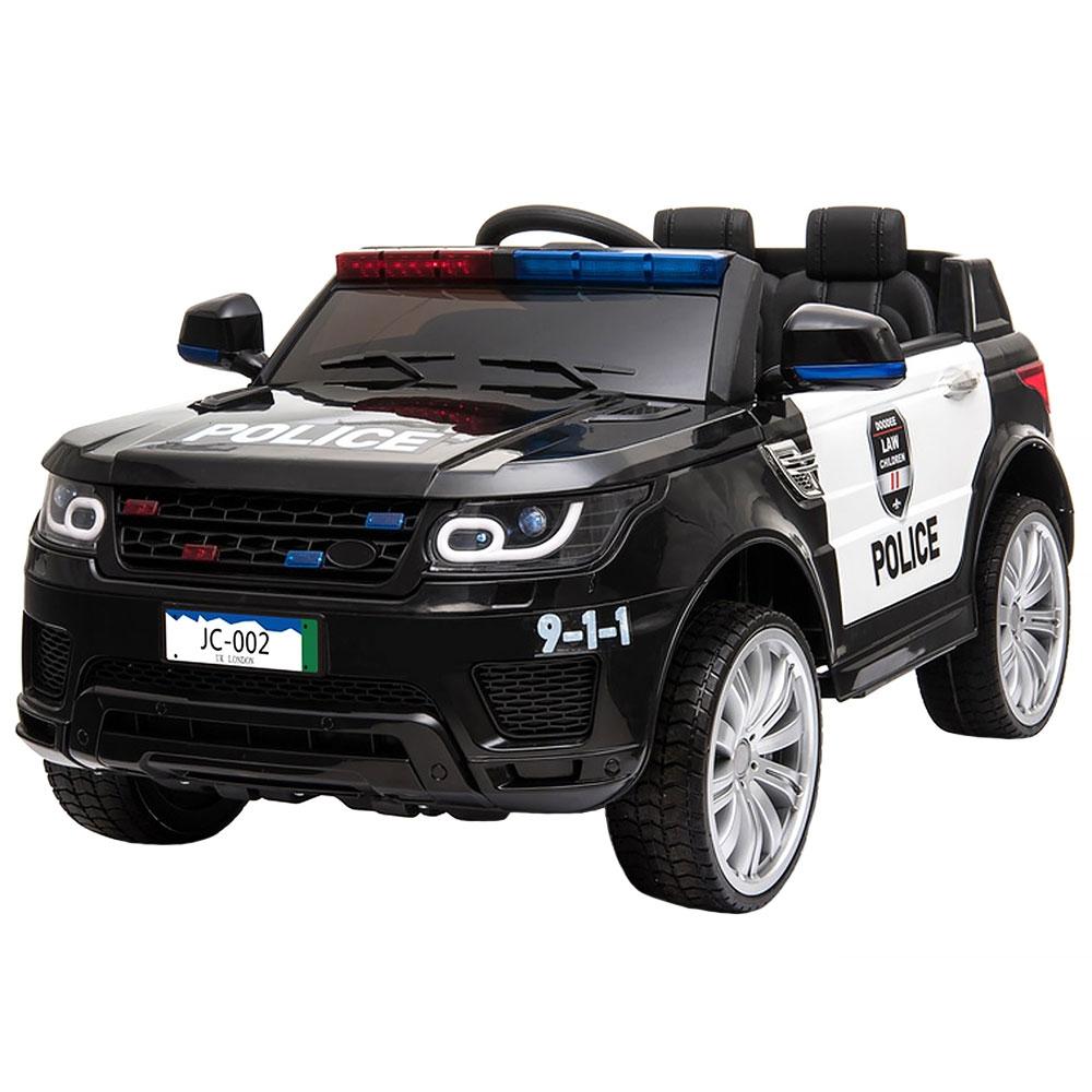 Masinuta electrica Chipolino SUV Police black