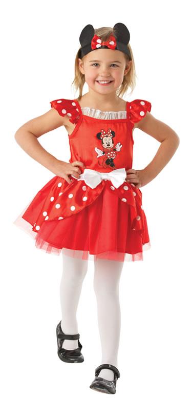 Costum De Carnaval - Minnie Balerina