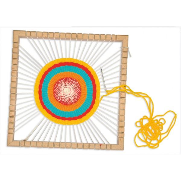 Razboi de tesut circular image0