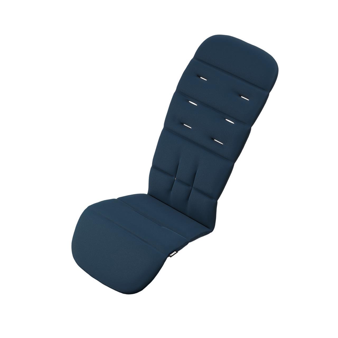 Accesoriu Thule Seat Liner - captuseala pentru scaun carucior Thule Sleek si Thule Spring - Majolica Blue imagine