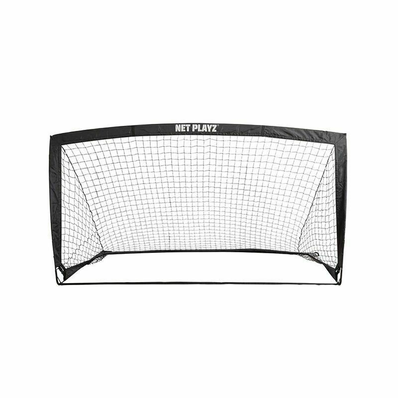 Net Playz - Poarta de fotbal pliabila 200x100x100 cm imagine
