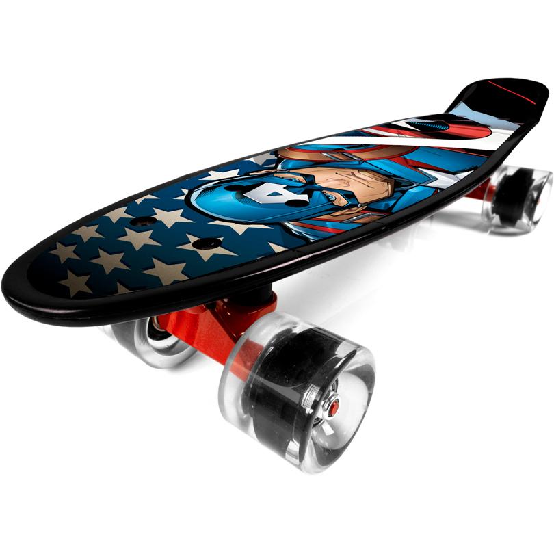 Penny board Captain America Seven SV9937