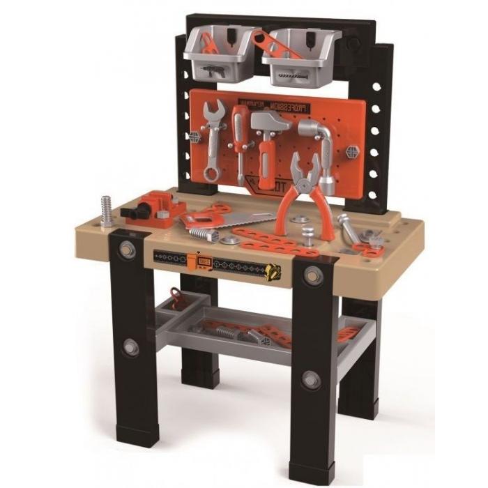 Atelier cu unelte pentru copii ecotoys hc398060