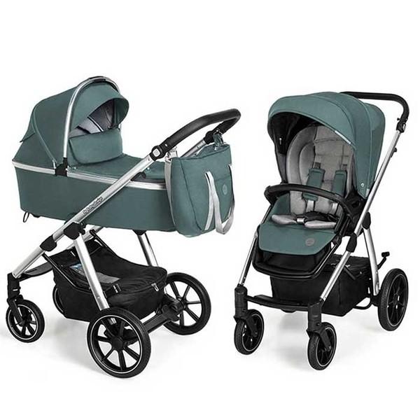 Baby Design Bueno carucior multifunctional 2 in 1 - 205 Turquoise 2020