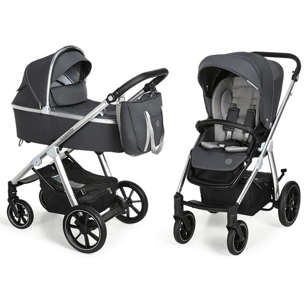 Baby Design Bueno carucior multifunctional 2 in 1 - 217 Graphite 2020