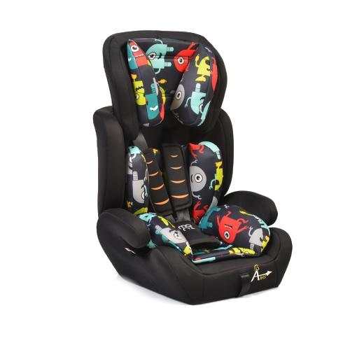 Scaun Auto Ares Multicolor, 9-36 kg