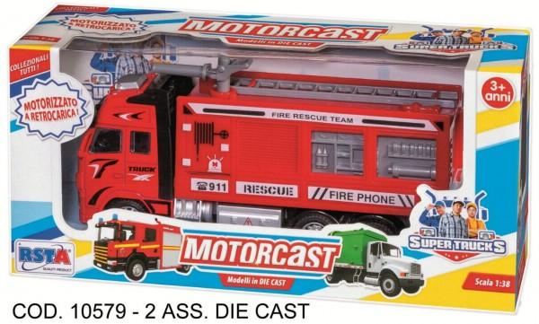 Camion utilitar cu pullback scara 1:38 RS Toys