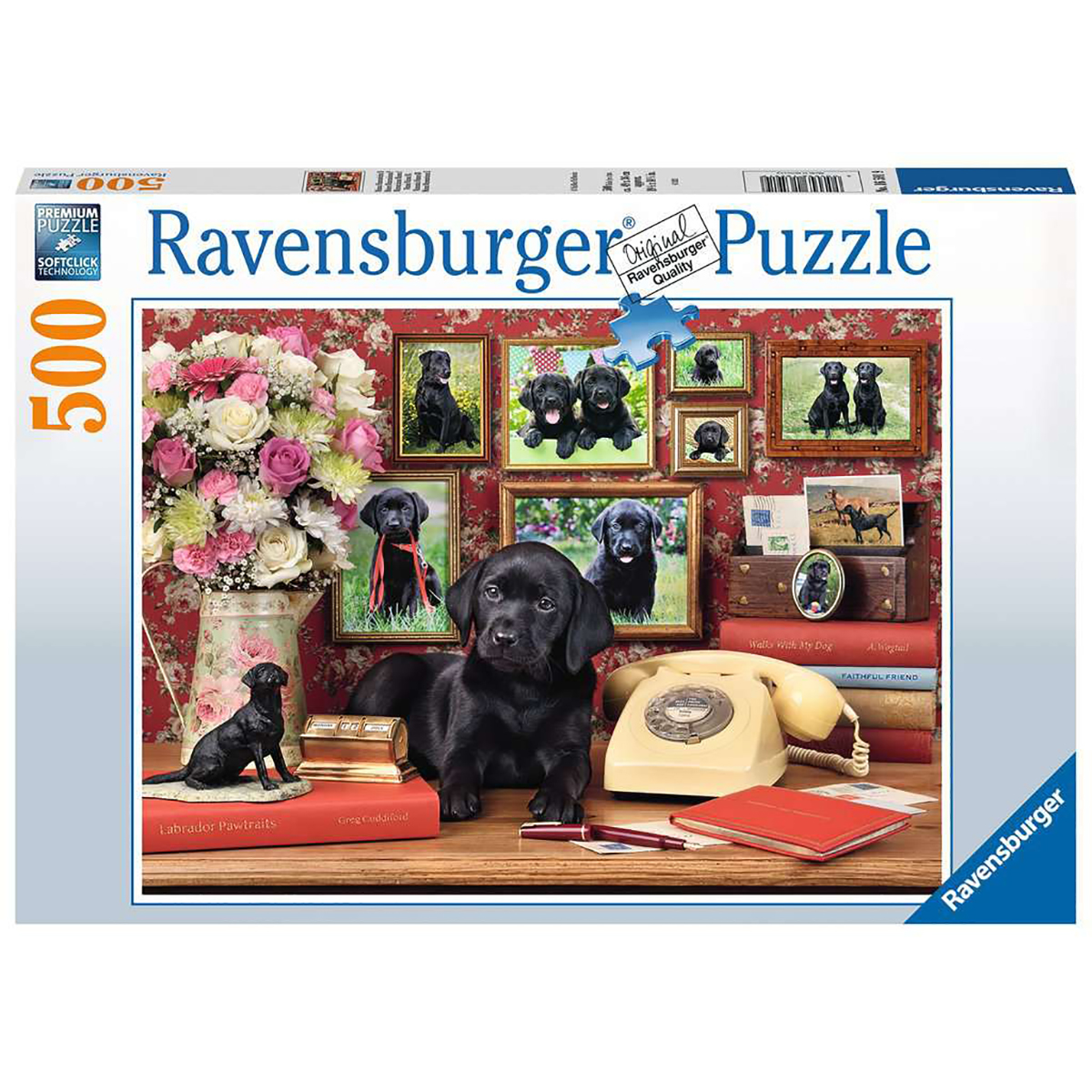 PUZZLE CATEL LOIAL, 500 PIESE