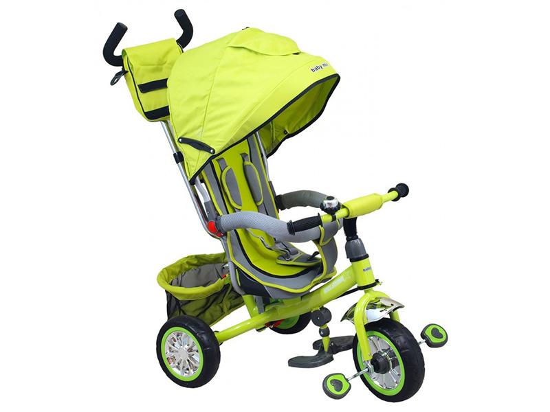 Tricicleta Copii Baby Mix 37-5 Green