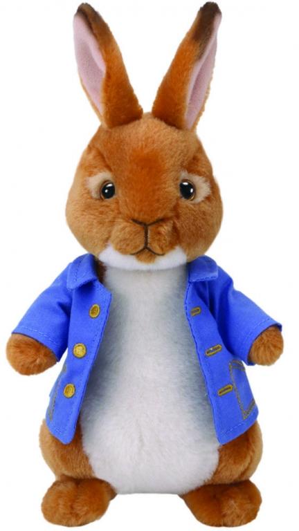 Plus licenta Peter Rabbit - PETER RABBIT (15 cm) - Ty