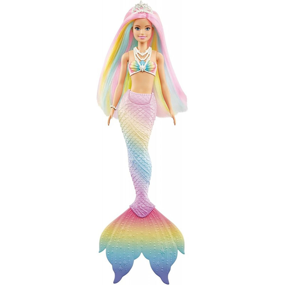 Papusa Barbie by Mattel Dreamtopia Sirena GTF88