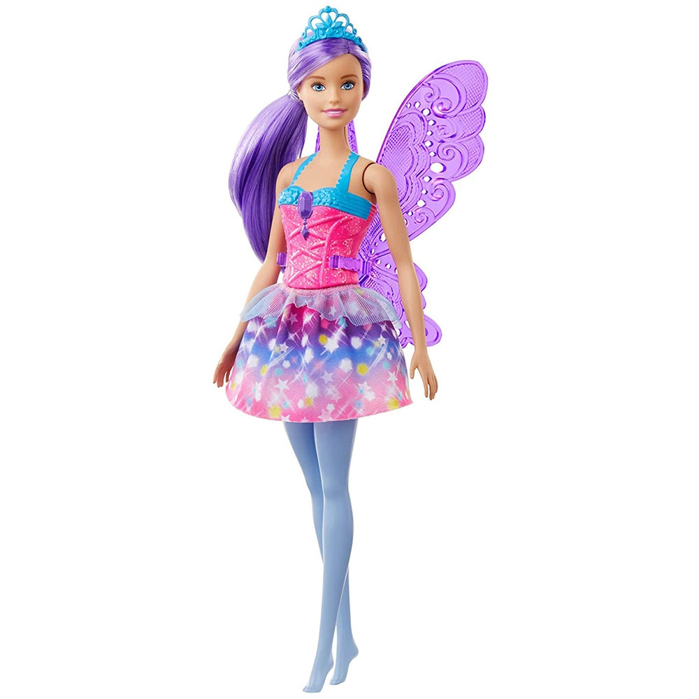 Papusa Barbie by Mattel Dreamtopia Zana GJK00