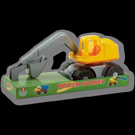 Excavator de jucarie Power Worker 2000