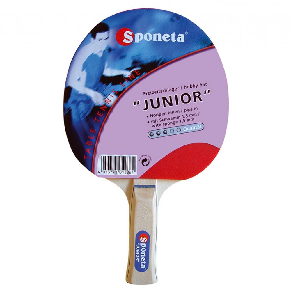 Paleta ping pong junior sponeta
