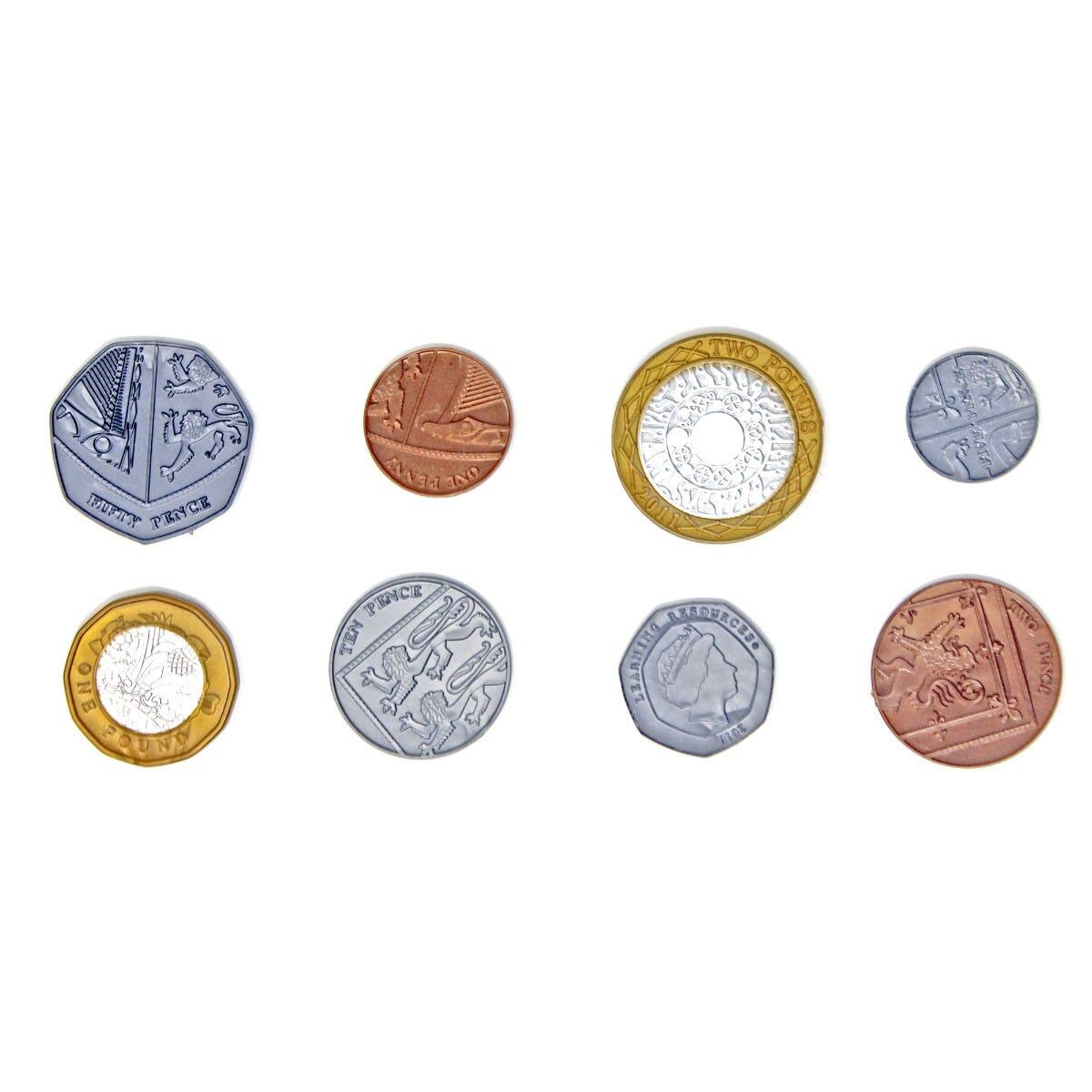 Set de monede de jucarie (lire)