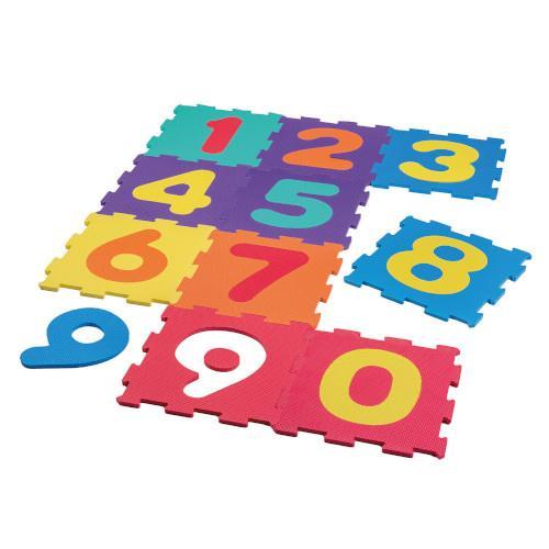 Covoras Puzzle cu Cifre