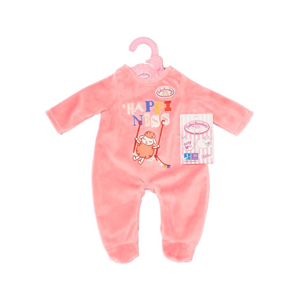 Baby Annabell - Salopeta roz 36 cm