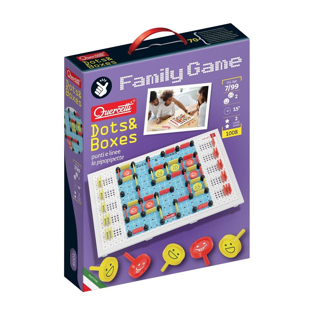 Joc de strategie Quercetti Dots&Boxes