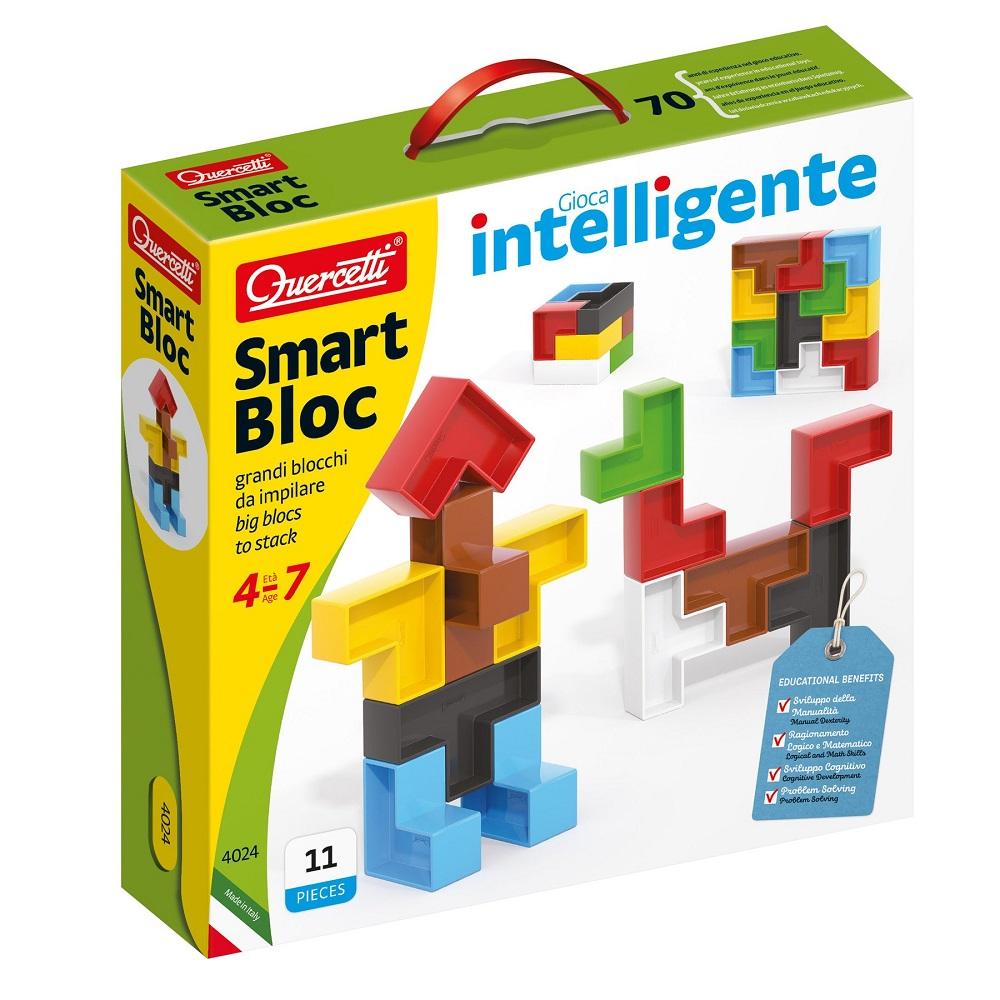 Joc constructie Quercetti Smart Bloc