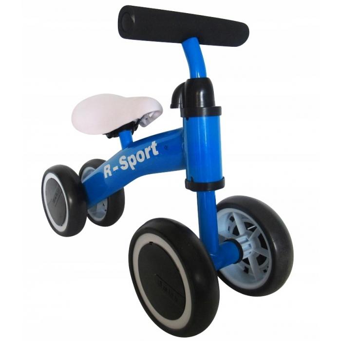 Bicicleta fara pedale r-sport r11 - albastru
