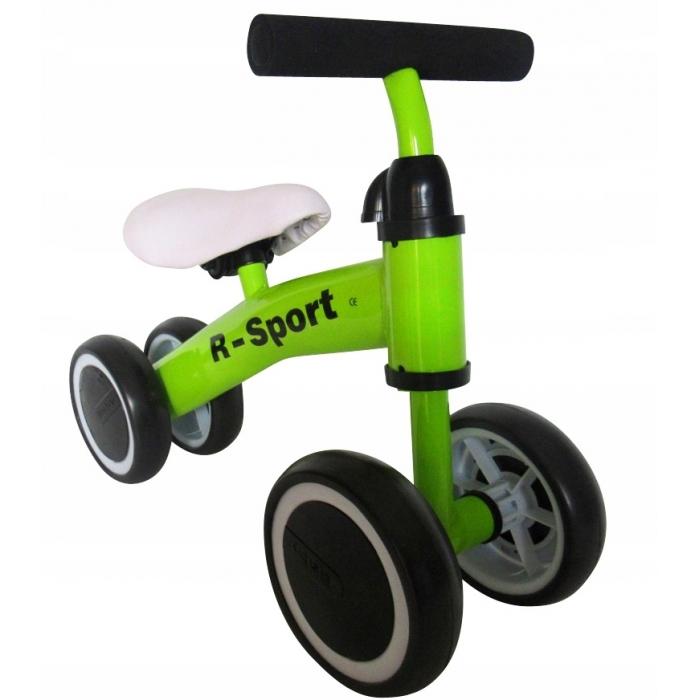 Bicicleta fara pedale r-sport r11 - verde