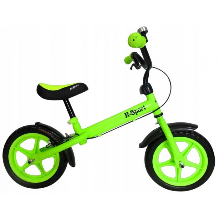 Bicicleta fara pedale r-sport r9 - verde