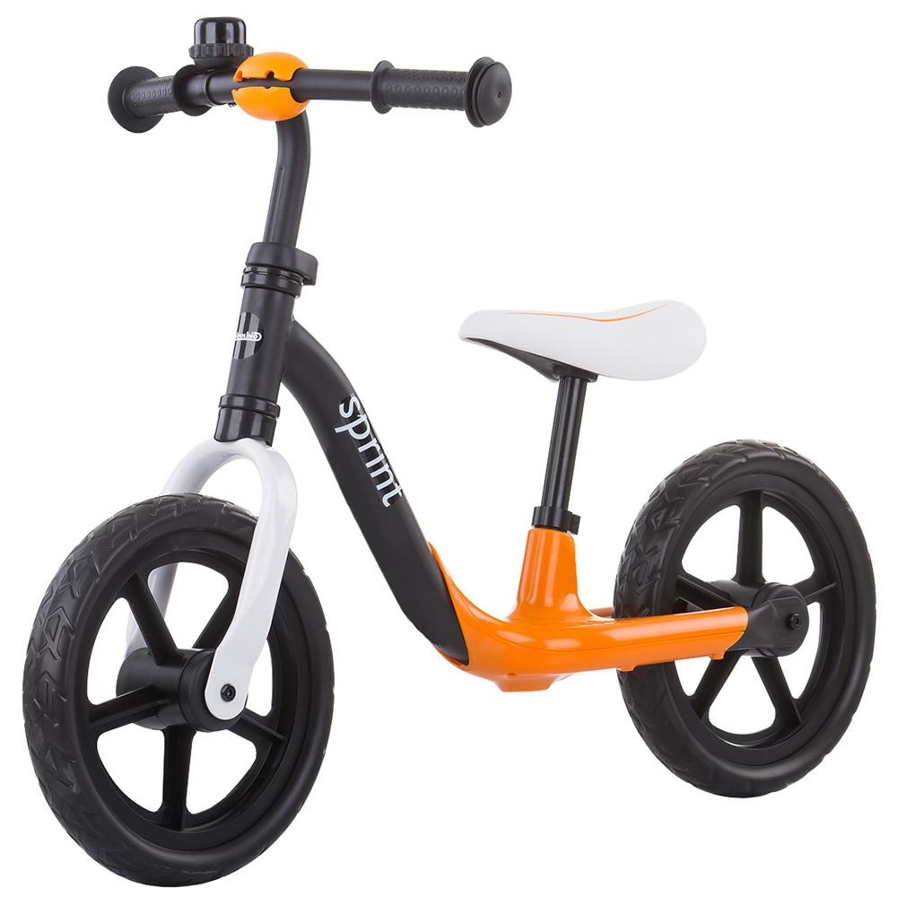 Bicicleta fara pedale Chipolino Sprint orange