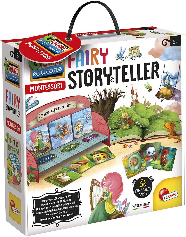 Joc Montessori - Povesti cu zane image0