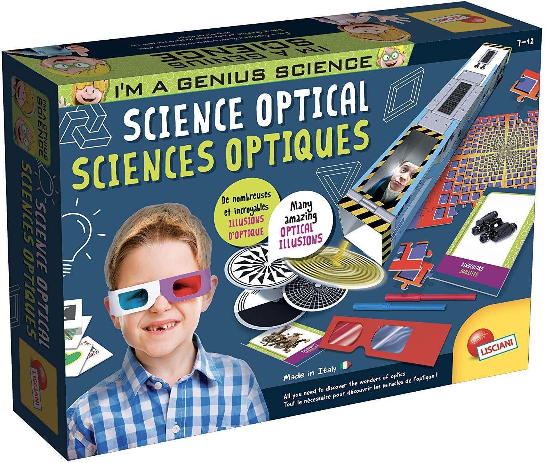 Experimentele micului geniu - Iluzii optice