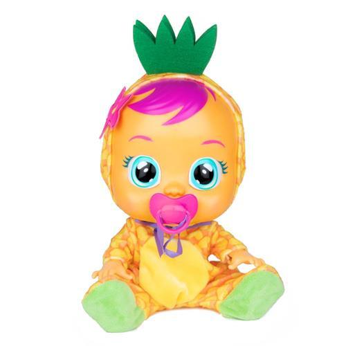 Jucarie Interactiva Cry Babies, Bebe Plangacios Pia