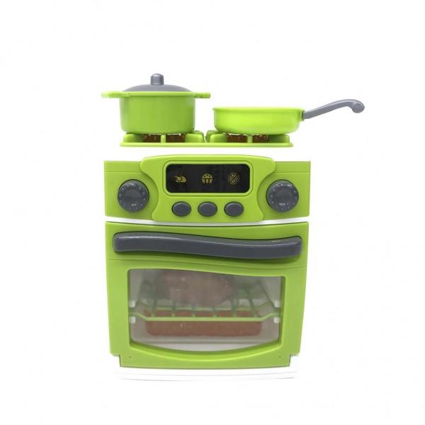 Aragaz cu cuptor si accesorii pentru copii