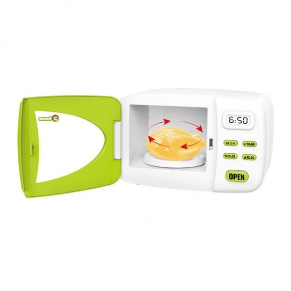Cuptor cu microunde pentru copii functional
