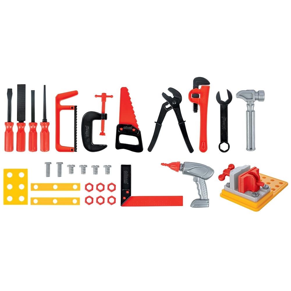 Jucarie Pilsan Trusa unelte 03-248 cu accesorii