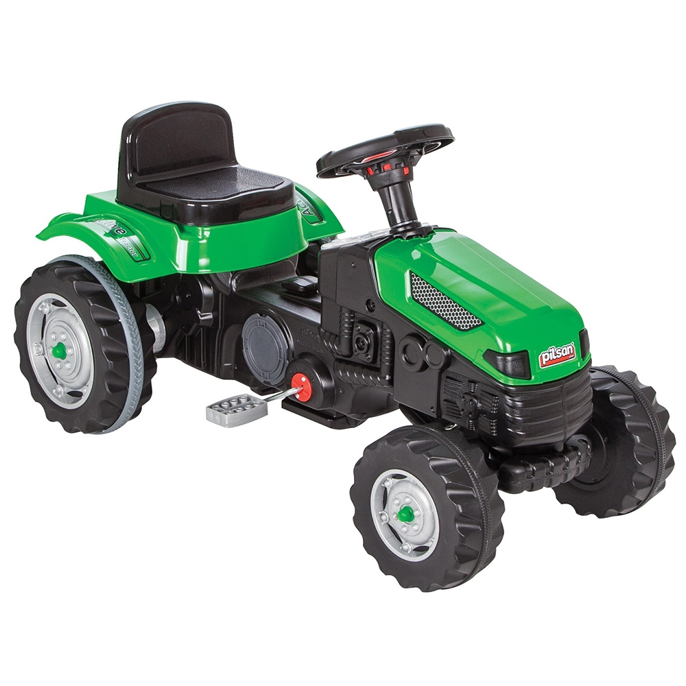 Tractor cu pedale Pilsan Active 07-314 green