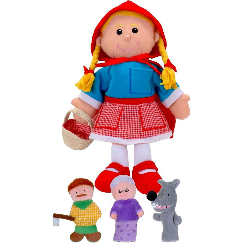 Set Marionete Scufita Rosie Fiesta Crafts FCT-2686