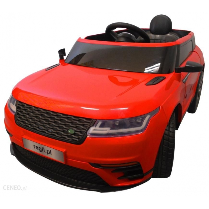 Masinuta electrica cu telecomanda, roti eva, r-sport cabrio f4 - rosu