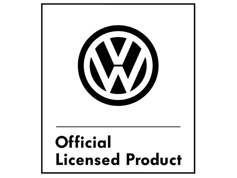 Carucior Copii 2 In 1 Cu Landou Volkswagen Polo Albastru