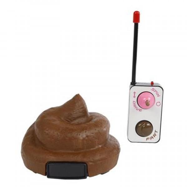 Jucarie cu telecomanda si sunete Speed Poo Fart Sound
