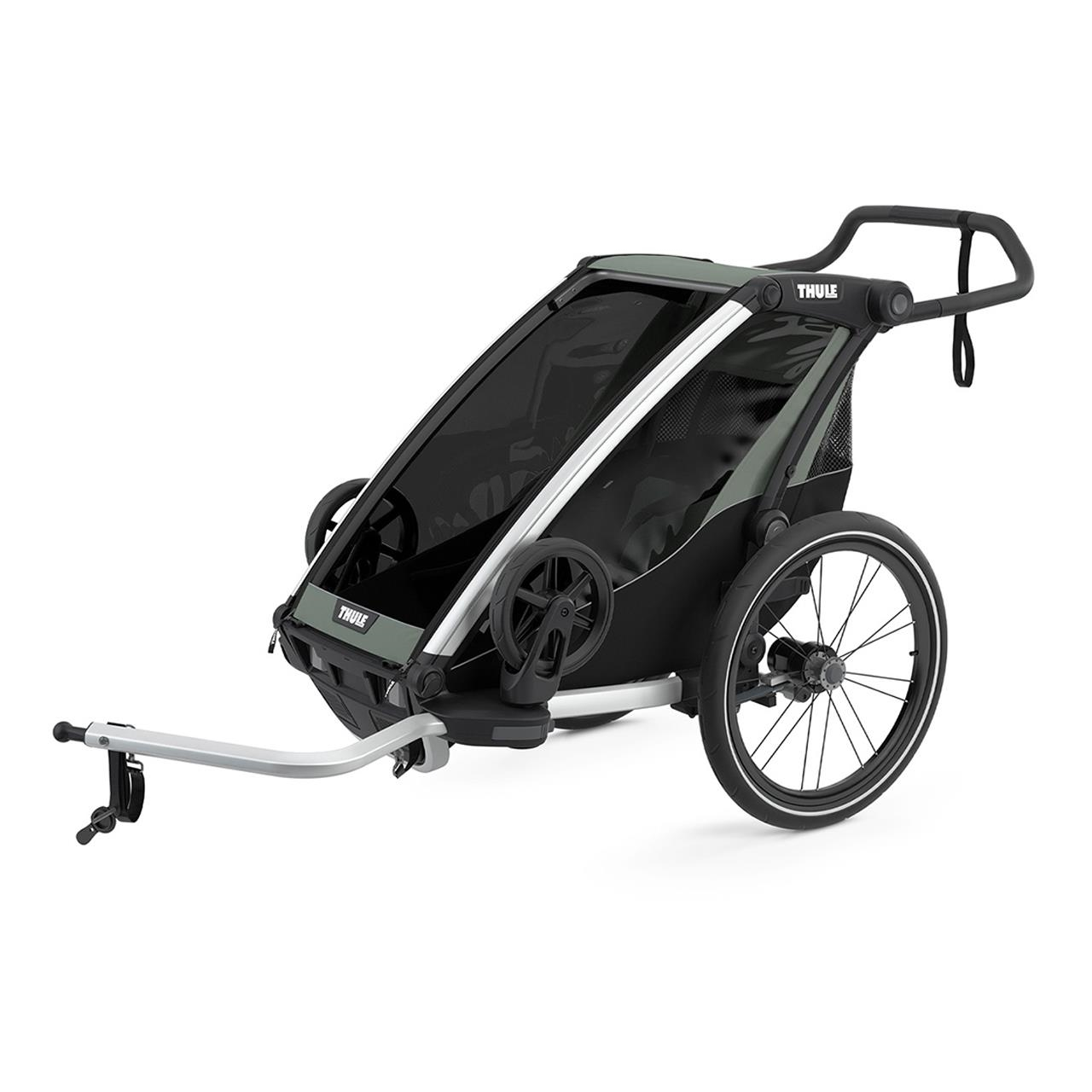 Carucior multisport Thule Chariot Lite 1 Agave