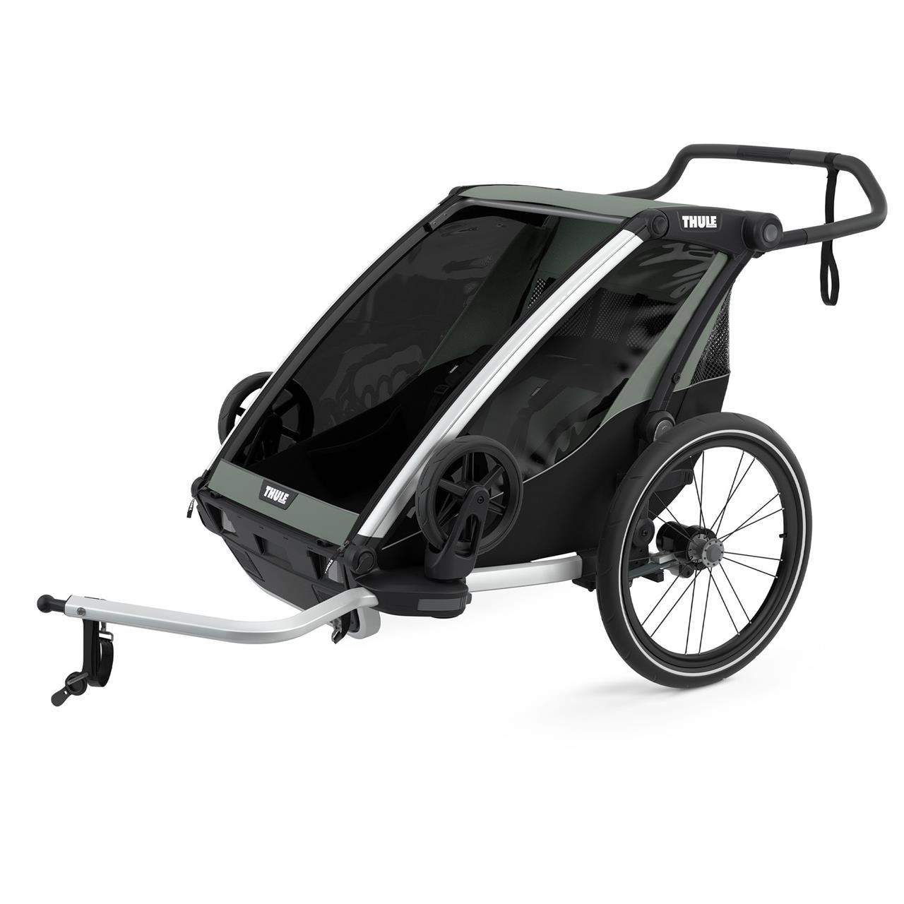 Carucior multisport Thule Chariot Lite 2 Agave