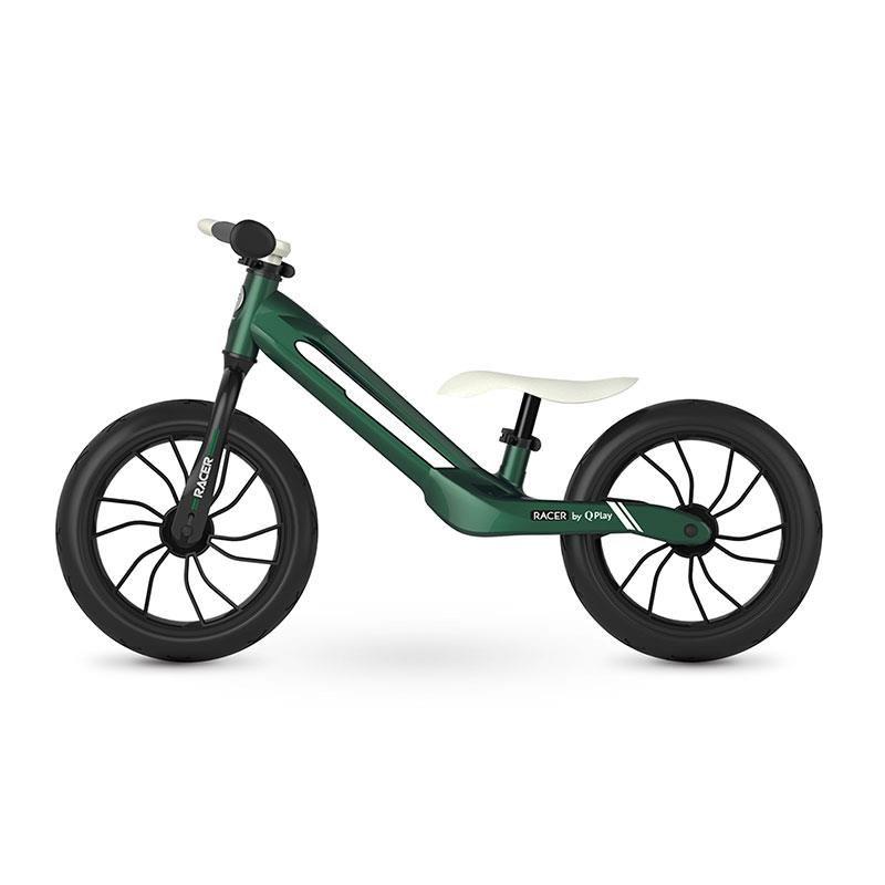 Balance bike QPlay Racer Verde