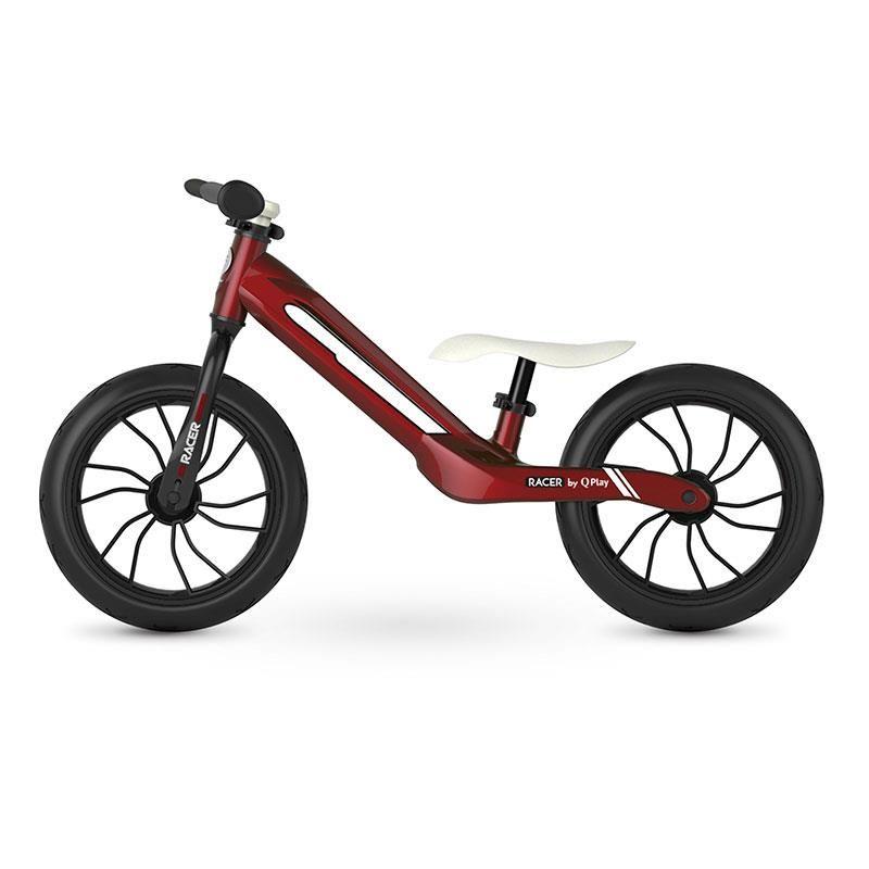 Balance bike Qplay Racer Rosu