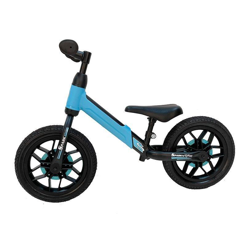 Balance bike QPlay Spark Albastru
