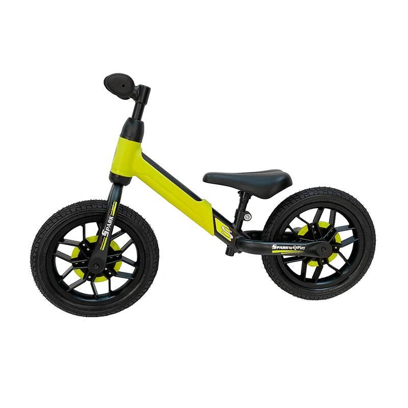 Balance bike QPlay Spark Verde