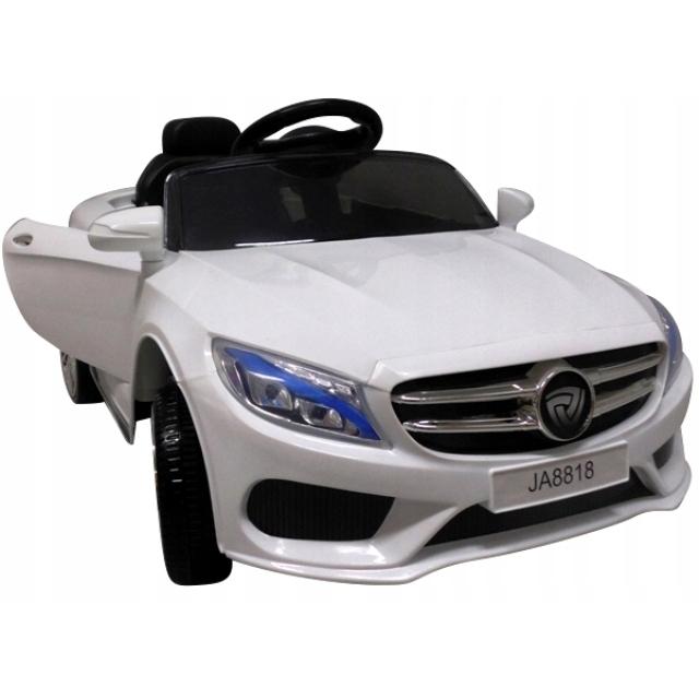 Masinuta electrica cu telecomanda cabrio m4 bbh-958 r-sport - alb