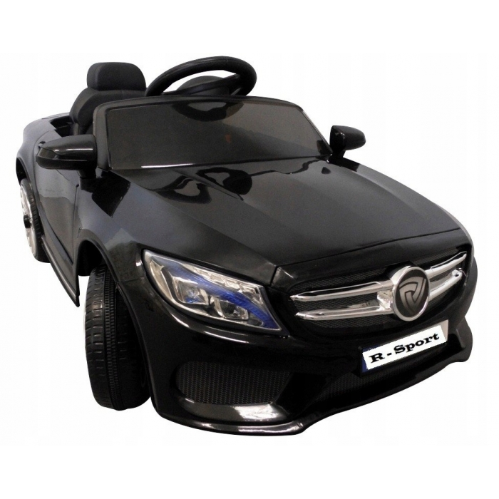 Masinuta electrica cu telecomanda cabrio m4 bbh-958 r-sport - negru
