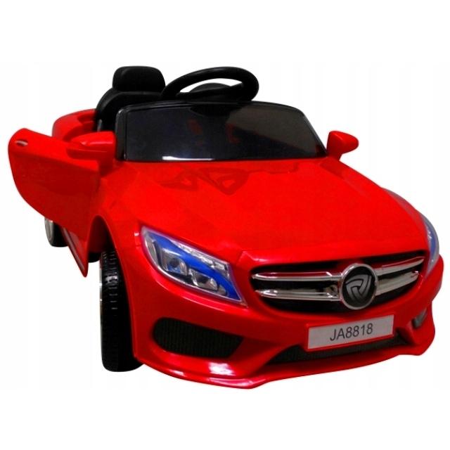 Masinuta electrica cu telecomanda cabrio m4 bbh-958 r-sport - rosu