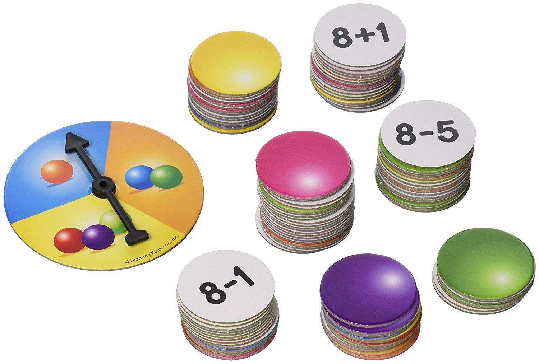 Joc matematic - Bomboane colorate