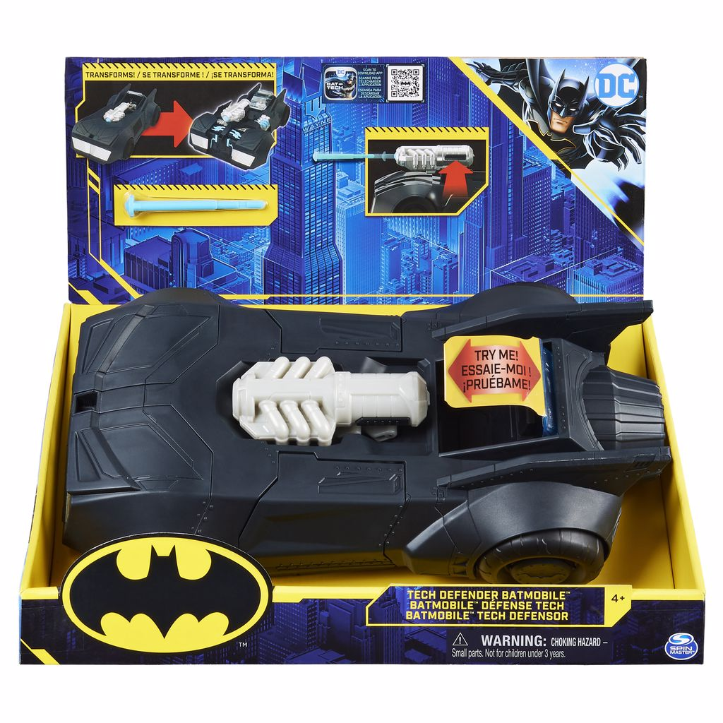 Batman masina de transformare