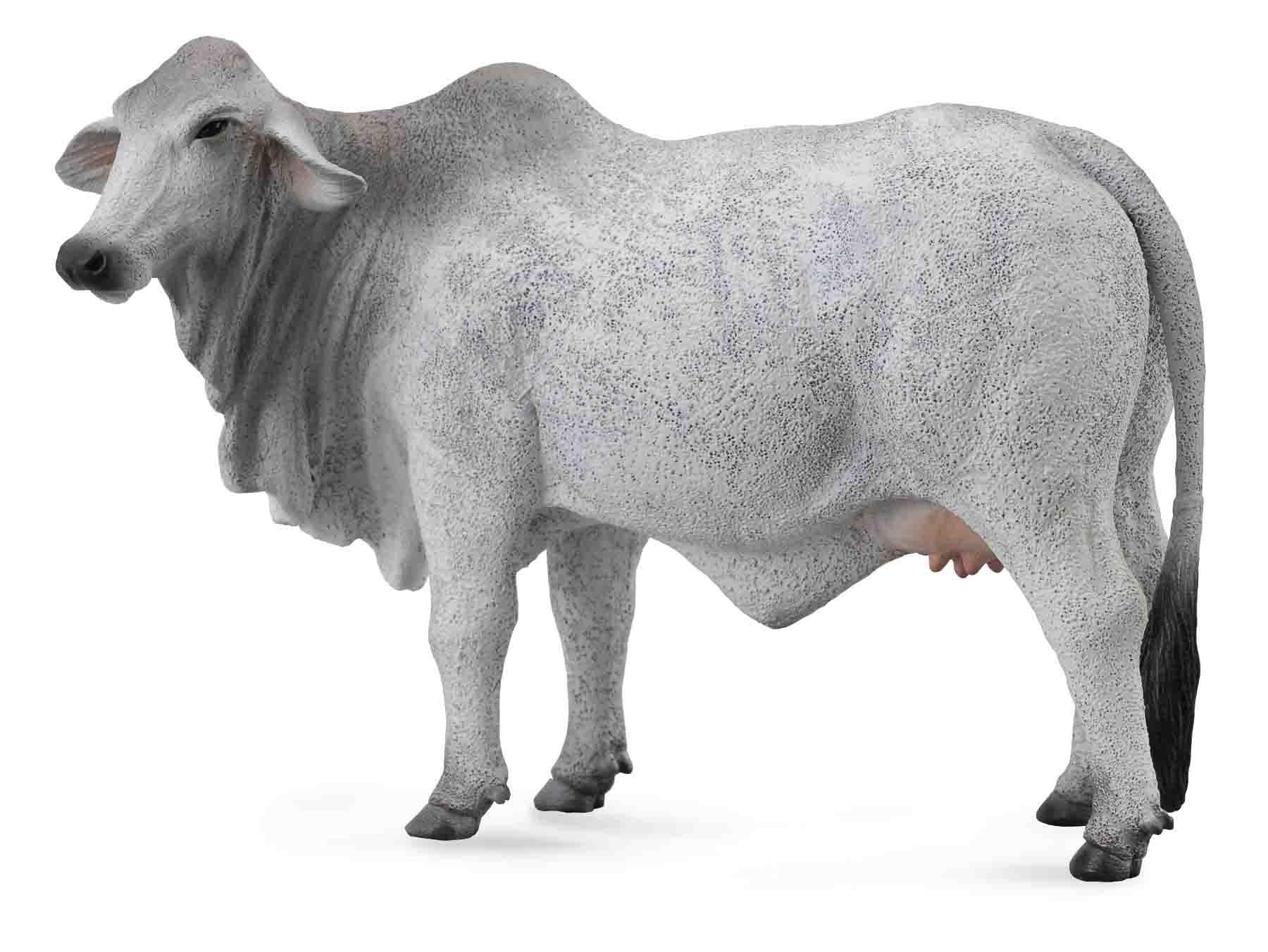Figurina Vaca Brahman L Collecta